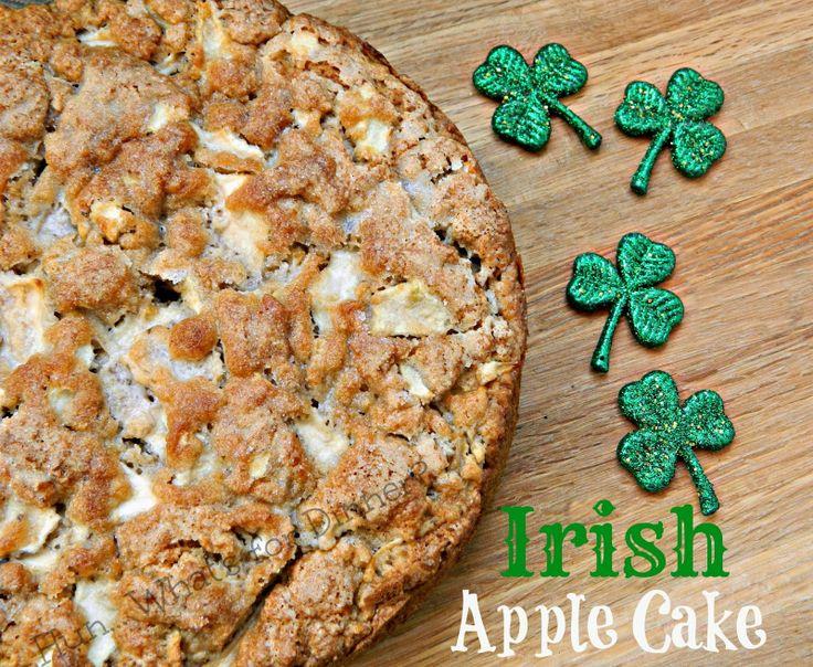 Hun... What's for Dinner?: Irish Apple Cake