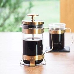 3 cup coffee press. Weddings | wedding ideas | wedding gift | wedding gifts for bride and groom | wedding gift ideas | wedding gift for couple | wedding presents | unique wedding gifts | wedding present ideas | wedding presents for couples | wedding gift list | bride | groom | wedding planning | inspiration | gift idea.