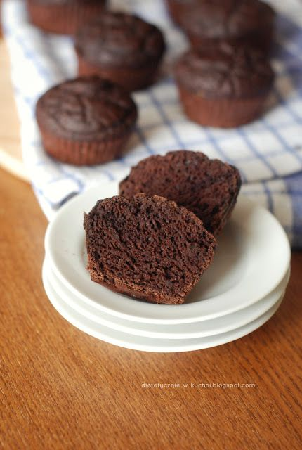 """Muffiny """"bez"""" czyli co można zrobić z fasoli"""