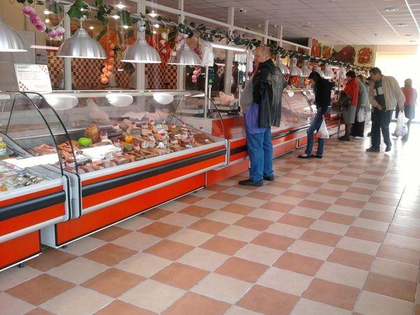 Холодильная витрина цена с доставкой по Украине
