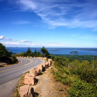 Drive to the top of Cadillac Mountain. | 38 Awesome Things To Do In Maine