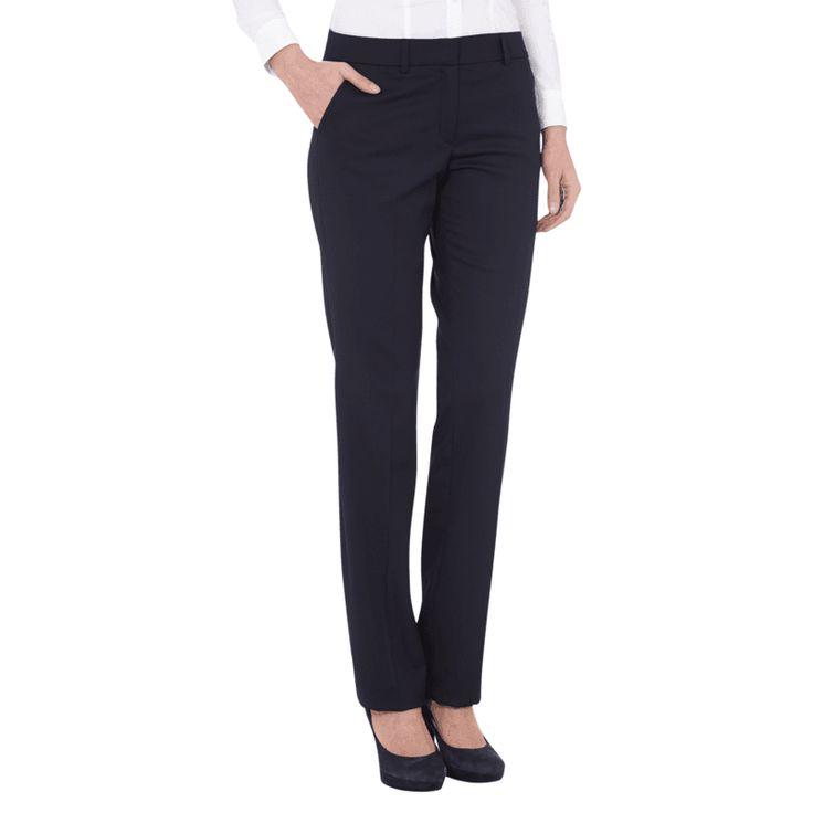 | #s.Oliver #Premium #Damen #Stoffhose mit #Stretch-Anteil