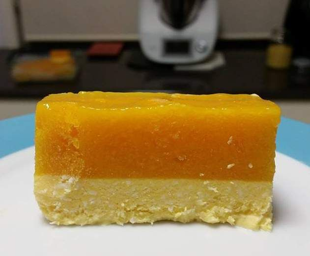 Recipe FROZEN MANGO & COCONUT WEIS BARS by lailahrosebowie1993 - Recipe of category Desserts & sweets
