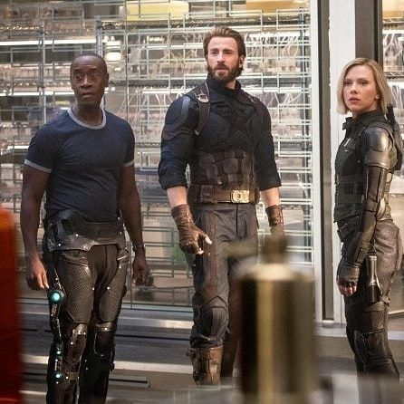 idk which part of this picture makes me scream more rhodey's legs or the fact that he's hanging out with cap and natasha like nbd