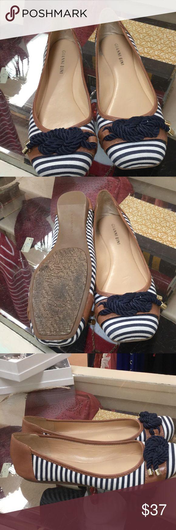 Gianni Bini Flats Nautical Gianni Bini Flats Gianni Bini Shoes Flats & Loafers