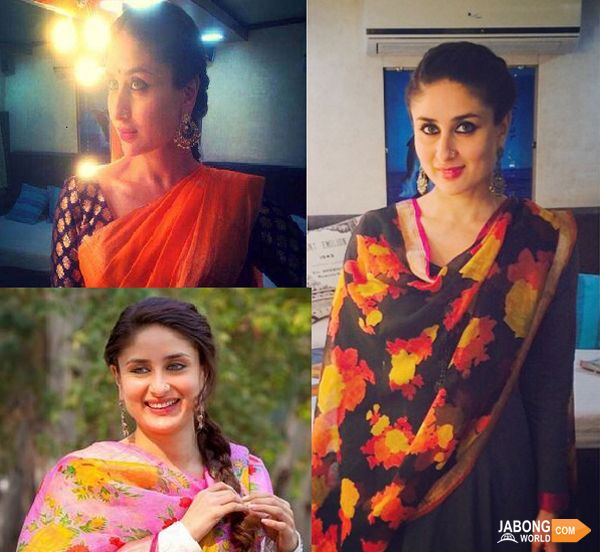 Our very own 'Geet' from the film #JabWeMet​ #KareenaKapoor goes desi(indigenous) in her upcoming flick #BajrangiBhaijaan starring next to none other than the Blockbuster Khan #SalmanKhan​. Follow some simple steps to get this look- http://www.jabongworld.com/blog/get-the-look-kareena-kapoors-goes-desi-in-bajrangi-bhaijaan/?utm_source=ViralCurryOrganic&utm_medium=Pinterest&utm_campaign=KareenaKapoorBlog-03-july2015 #Jabongworld #Blog