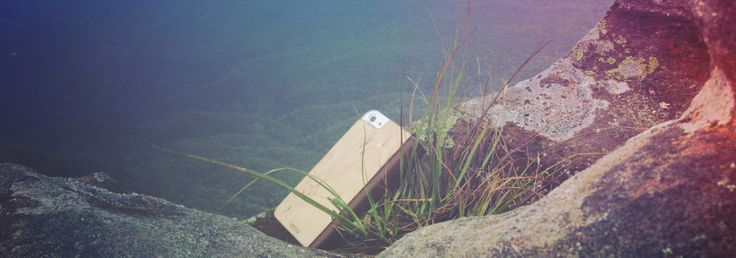 LastuCase for iPhone 5/5s Piece of nature with you. Where ever you go.