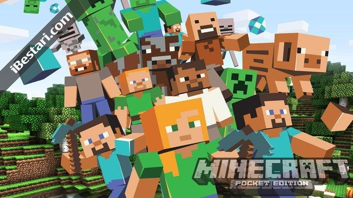 Minecraft Pocket Edition Apk + Mod Full Cracked, Unlocked All Features, v0.15.10 download here http://www.ibestari.com/minecraft-pocket-edition.html  Visit: http://hapeid.com