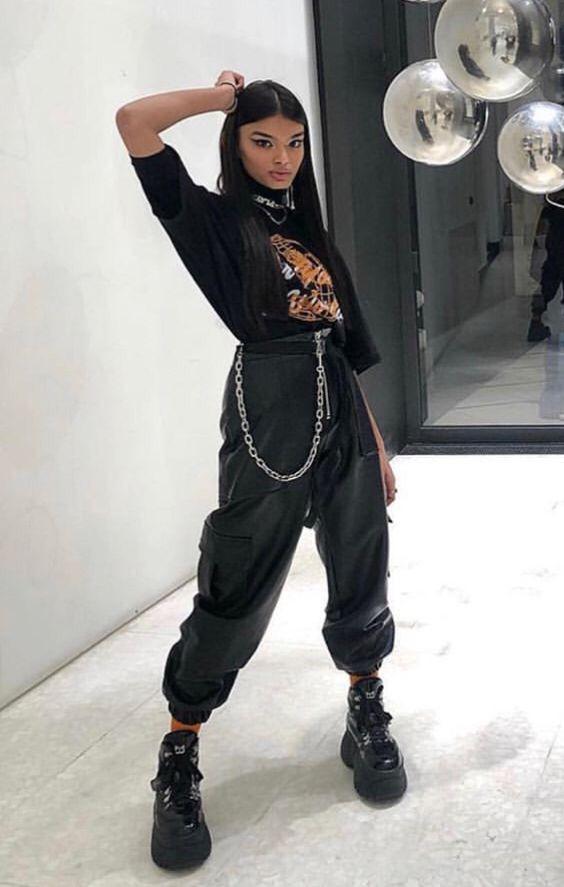 Épinglé par 𝒮𝒲 sur tenues de filles  tenues mode
