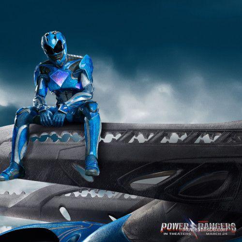 Power Rangers - Wallpaper