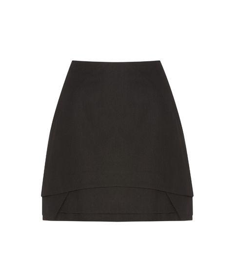 CUE - Layered Mini Skirt