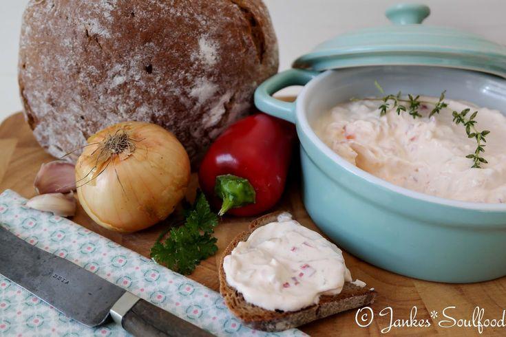 Hessischer Spundekäs - Jankes Soulfood