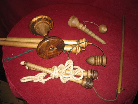 these are some of the Victorian toys we played with last week