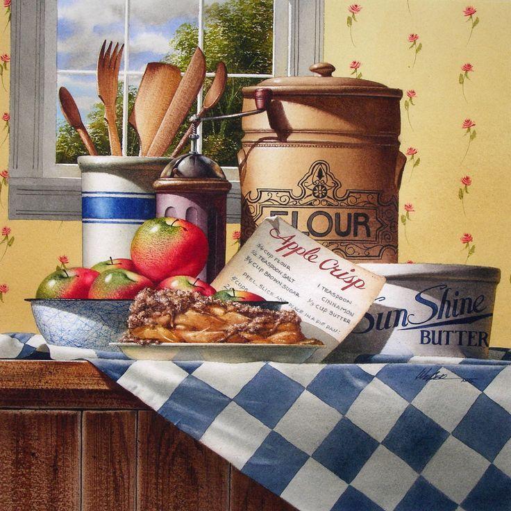 Apple Crisp (Michael J. Weber)