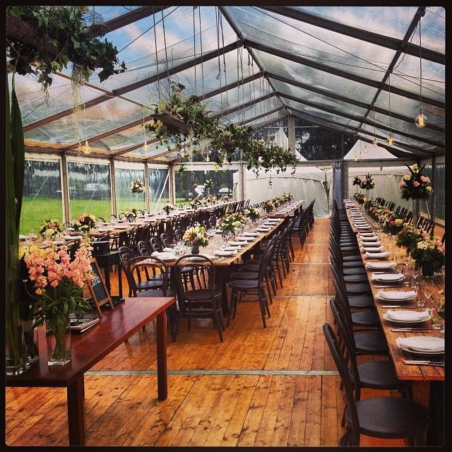 Clear Span Marquee Supplied By South Coast Party Hire Wedding In 2018