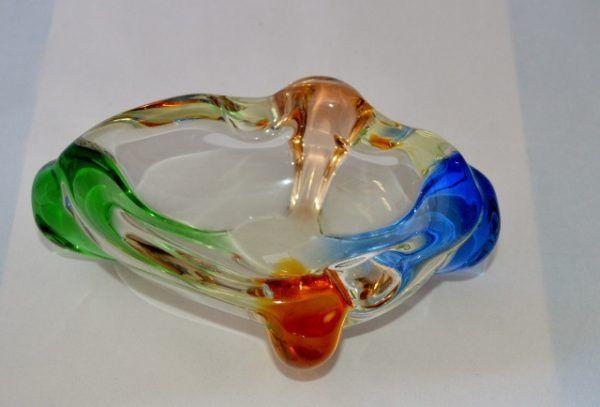 Zemek Rhapsody Glass Dish