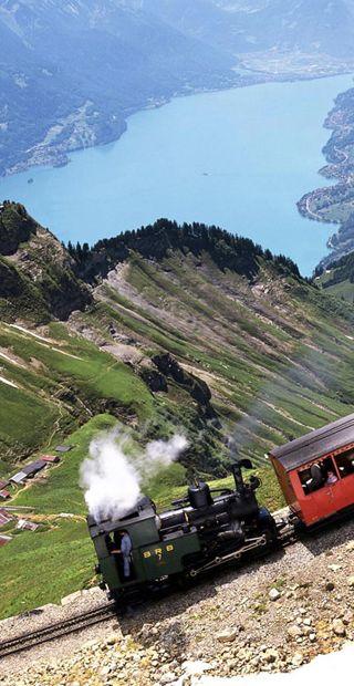 Brienzer Rothorn Mountain, Switzerland