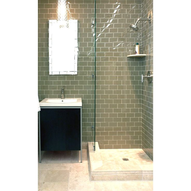 wet room metro tiles - Google Search