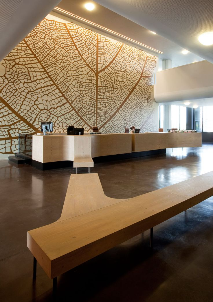 137 best reception desk designs commercial office Art gallery interior design