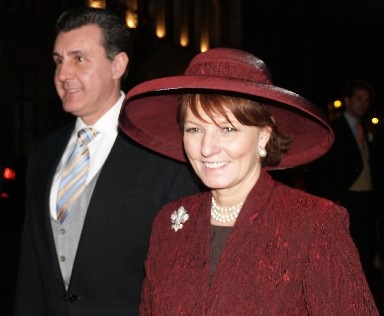 Crown Princess Margareta, December 6, 2003