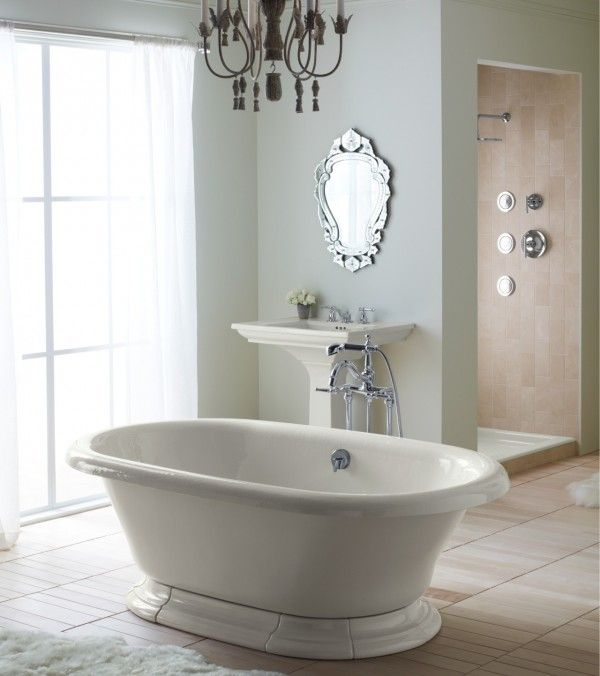 269 Best Bathroom Designs Images On Pinterest Bath