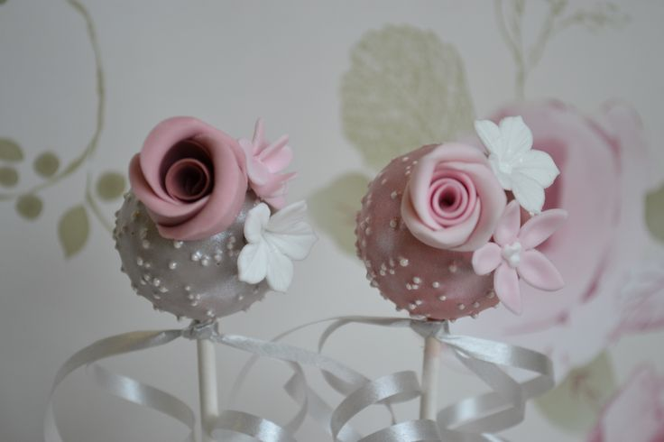 Vintage Cake Pop Images