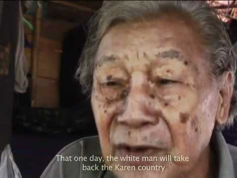 In this short film, two veterans in their 90s tell their story and how, for them, world war 2 was just the beginning of a drawn out bloody conflict in which their communities have been systematically and brutally devastated by the Burma Army for the last 61 years.