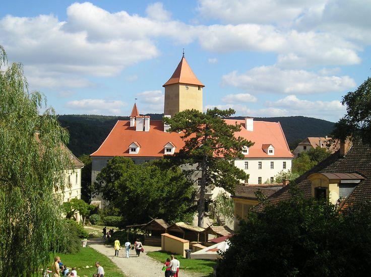 Královský hrad Veveří - Brněnská přehrada