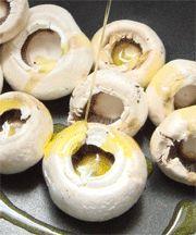 Σαλάτα με ψητά μανιτάρια