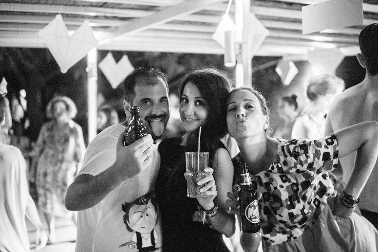 groom, party time, beach party, game over, la fete team, periklis, giouli, anais evripiotis,