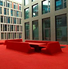 City Lounge by carlos Martinez in collaboration with pipilotti Rist - Swtzerland