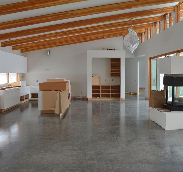 25 Best Ideas About Gray Floor On Pinterest Flooring