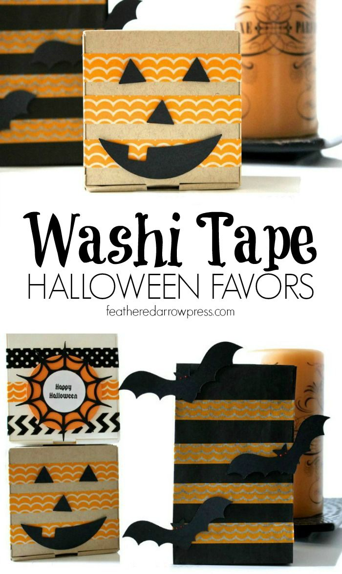 Have 1000 Paper Bags to Add to my Burlap Bag Inventory :: These Halloween Favor Bags with Americana Multi-Surface Satins are a start!