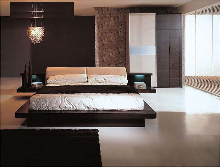 Stunning Contemporary Modern Bedroom Furniture Photos Home