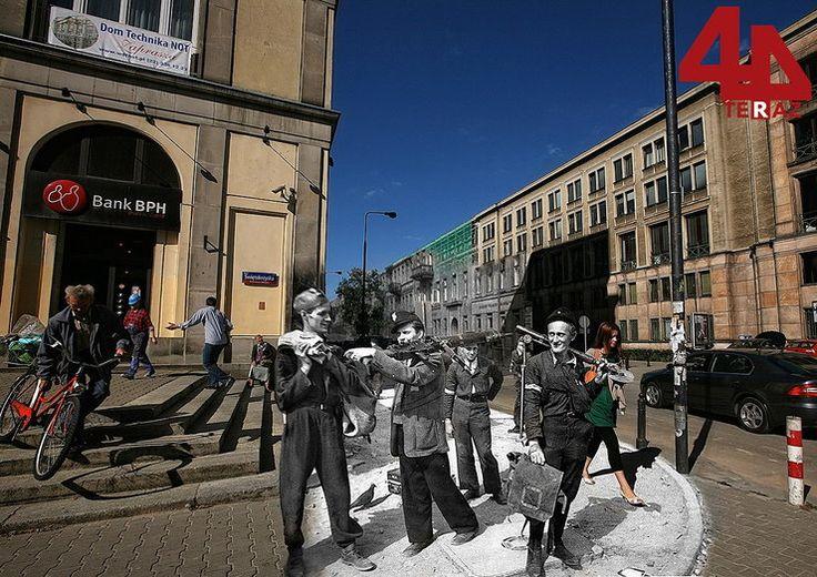 Kolejne niezwykłe zdjęcia z powstania warszawskiego. Apel autora projektu