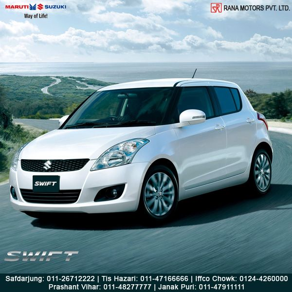 The 25 best book your driving test ideas on pinterest book the new maruti swift has upped its style quotient book your test drive now fandeluxe Images