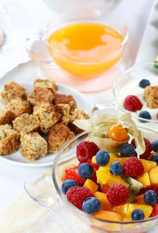 Zdrowe śniadanie - dietetyczne przepisy  fot.Fotolia