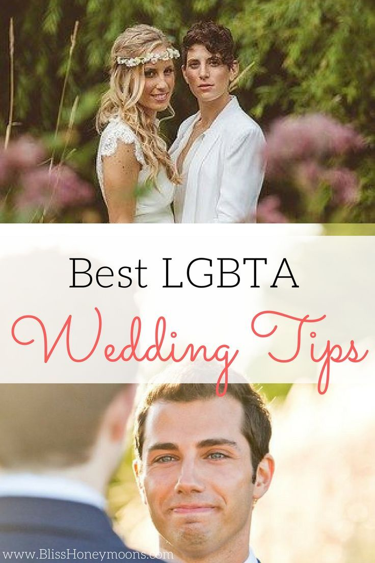Find the best advice for all your gay or lesbian wedding and honeymoon travel needs. Choose from among stunning destination wedding locations, honeymoon hotspots, hotels and all inclusive resorts, wedding decor, wedding attire and the menu for the happy event. We help make your dreams come true! www.blisshoneymoons.com