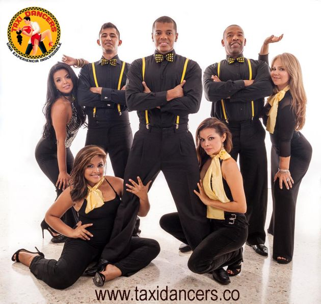 Taxidancers Taxi dance Cali