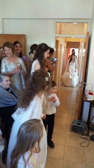 Αλλάματα νύφης πριν το γάμο