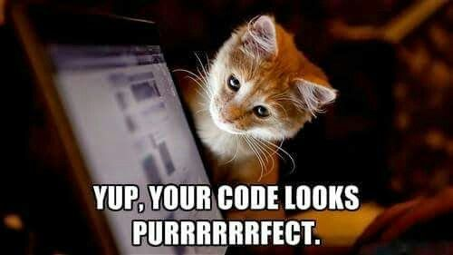 Your Code looks....