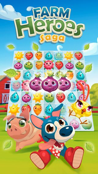 One of my favorite King games. The creators of Candy Crush Saga!