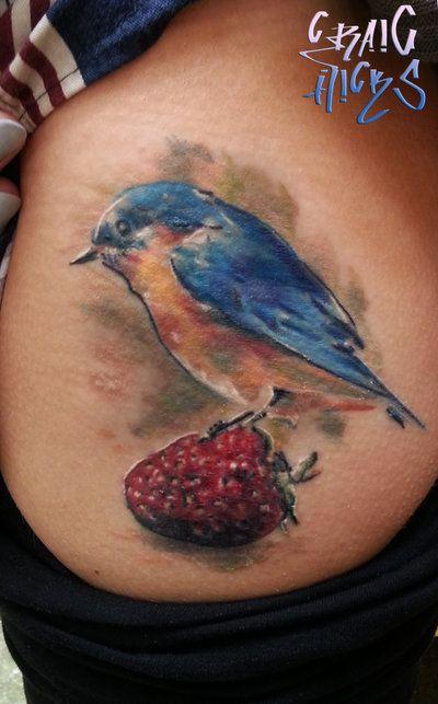 die besten 17 bilder zu tattoo erdbeeren auf pinterest. Black Bedroom Furniture Sets. Home Design Ideas
