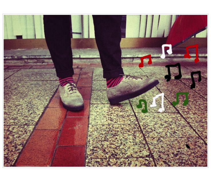 mucha suela para la lluvia - blog de zapatos