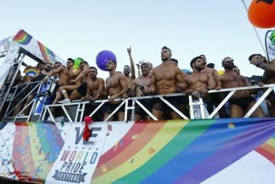 España, el país más 'gay friendly'. Lucía Méndez | El Mundo, 2017-07-03 http://www.elmundo.es/opinion/2017/07/03/595945ebca47418d258b45bb.html