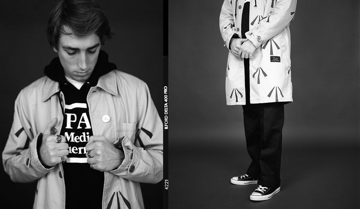 Featuring Rory Milanes. Shot by Samuel Bradley. Creative Direction and Styling by Goodhood Creative.