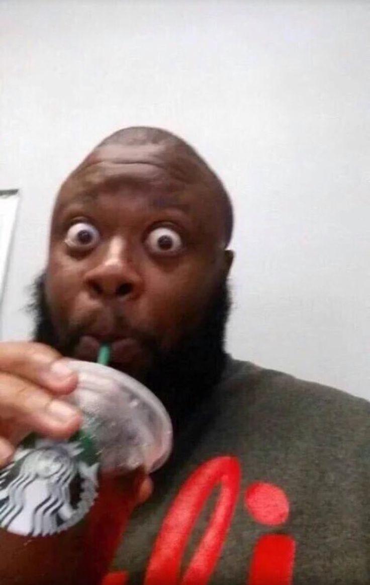 surprised black girl meme - photo #10