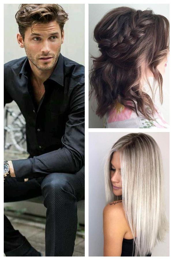2018 Elegante Männer Haarschnitt Ideen Für Kurzes Und