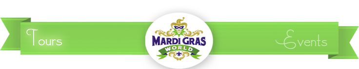 Madi Gras World  Since 1947, our artists and craftsmen have designed and built the oldest and biggest parades for Mardi Gras, with over 500 floats built and decorated each year. After an overview of the history of Mardi Gras in New Orleans, our guides will take you through our float den where our artists work year-round to build the floats and props. Come see where the Mardi Gras magic is made!  HOURS      Open 7 days a week      9:30 AM to 5:30 PM daily, with last tour beginning at 4:30 PM