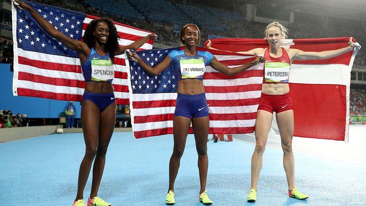 awesome Sports Emmys: La nomination des candidatures à la couverture des Jeux olympiques de Rio de NBC